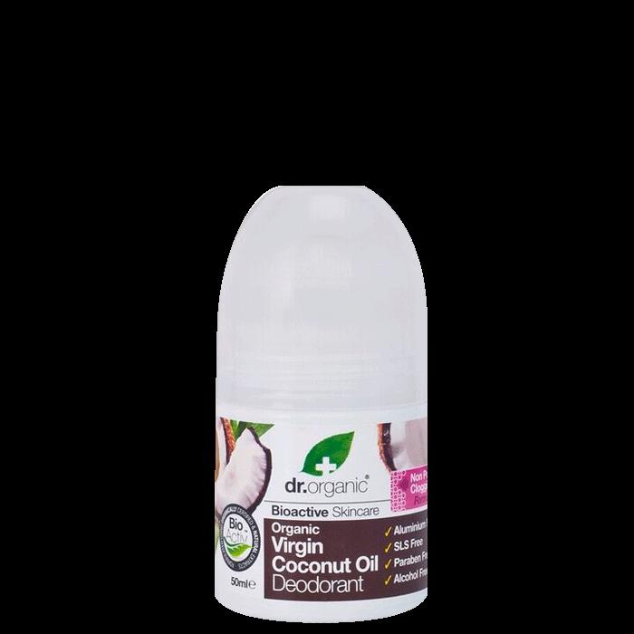 Virgin Coconut Oil Deodorant, 50 ml