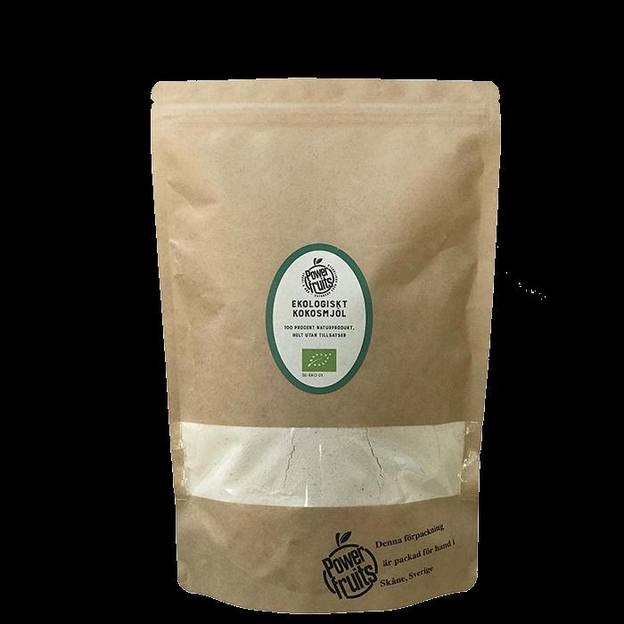 Ekologiskt Kokosmjöl, 1000 g