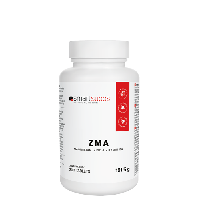 SmartSupps ZMA, 300 tabs