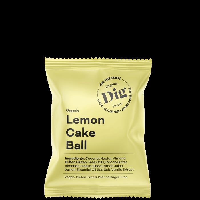 16 x GET RAW Organic Ball, 25 g