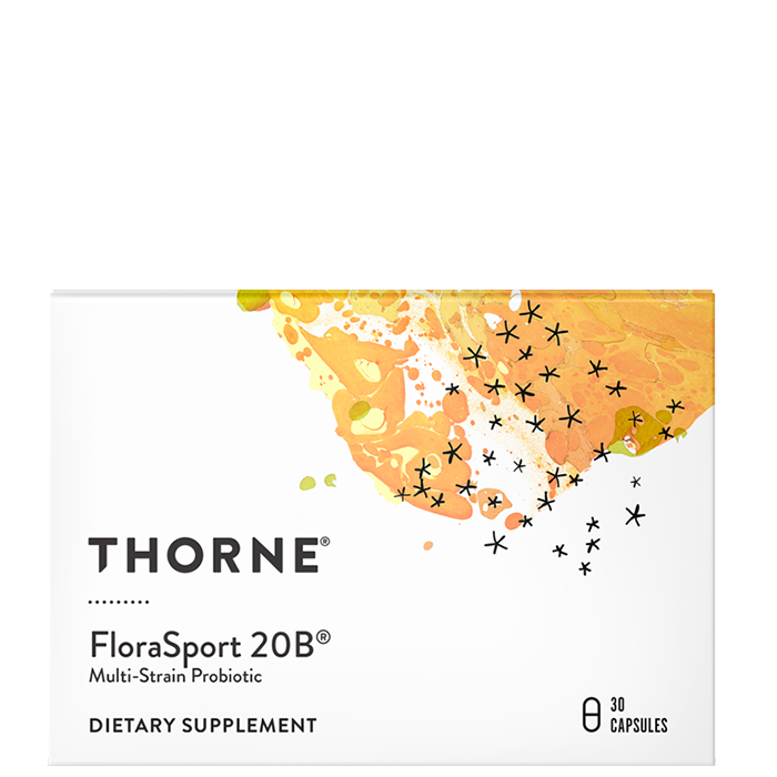 FloraSport 20, 30 kapslar