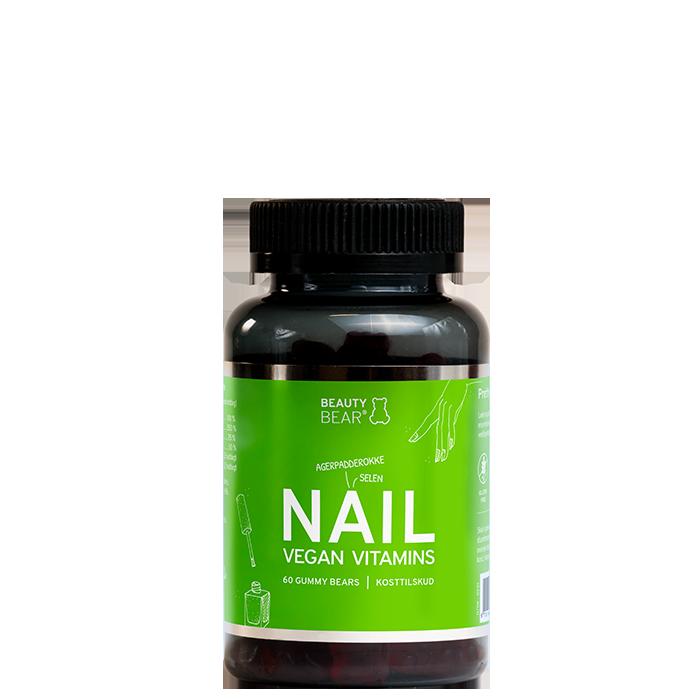 BeautyBear NAIL Vitamins, 60 gummy bears