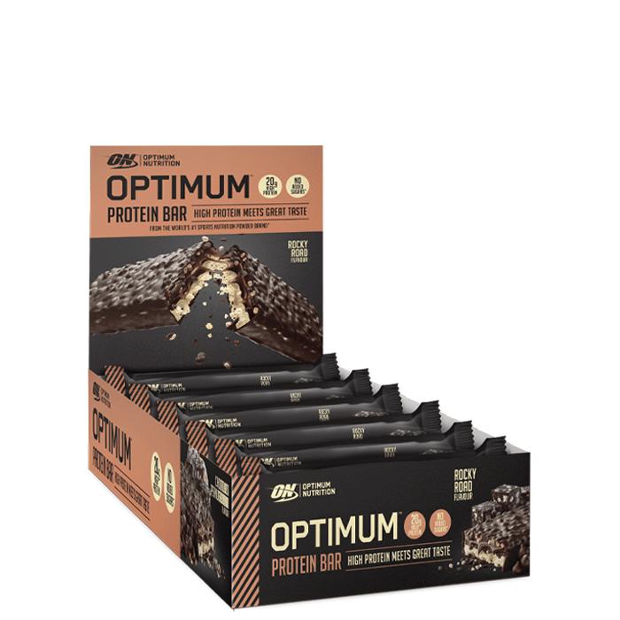10 x Optimum Protein Bar, 60 g