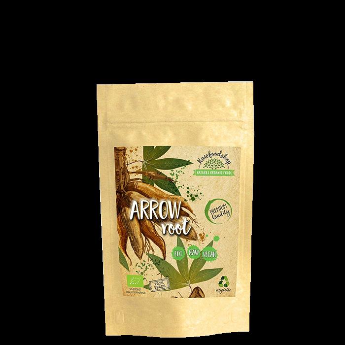 Arrowrot pulver EKO, 50 g