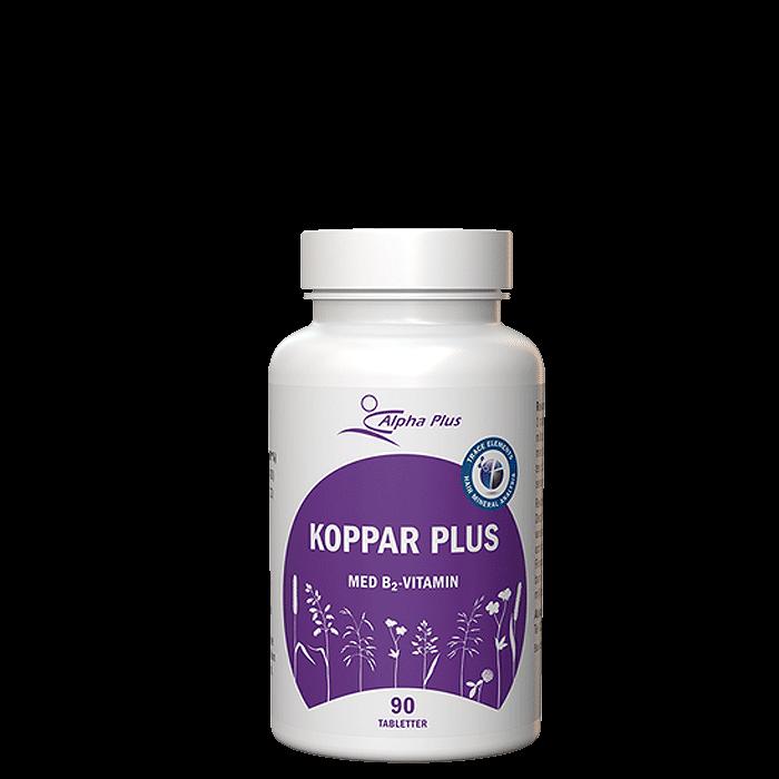 Koppar Plus, 90 tabletter