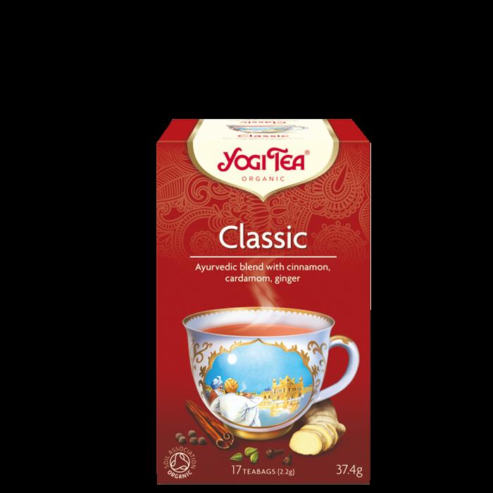 Classic, 17 tepåsar