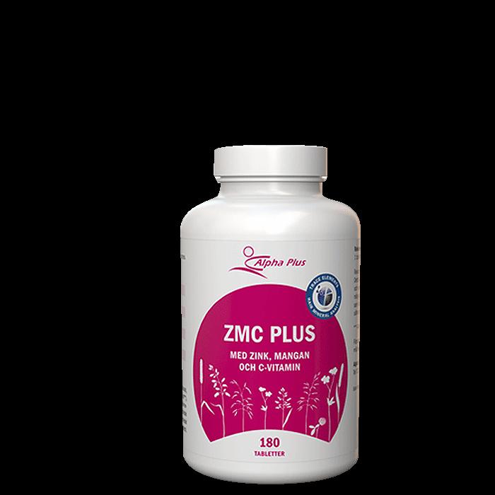 ZMC Plus, 180 tabletter