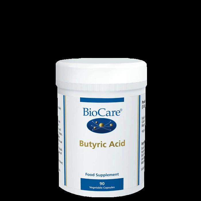 BioCare Butyric Acid, 90 kapslar