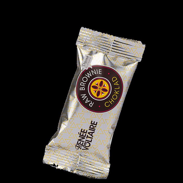 Raw Brownie Choklad EKO, 25 g