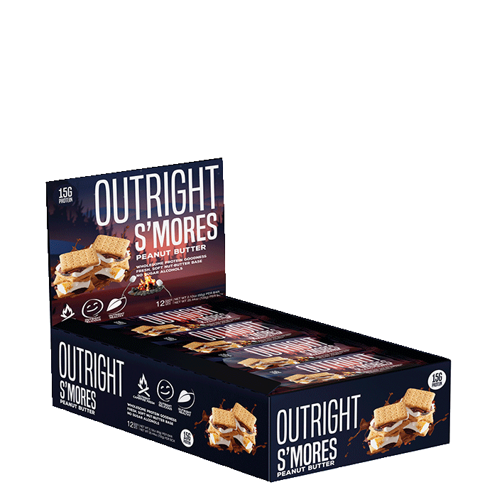 12 x Outright Protein Bar, 60 g