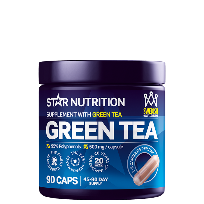 Green Tea, 90 caps