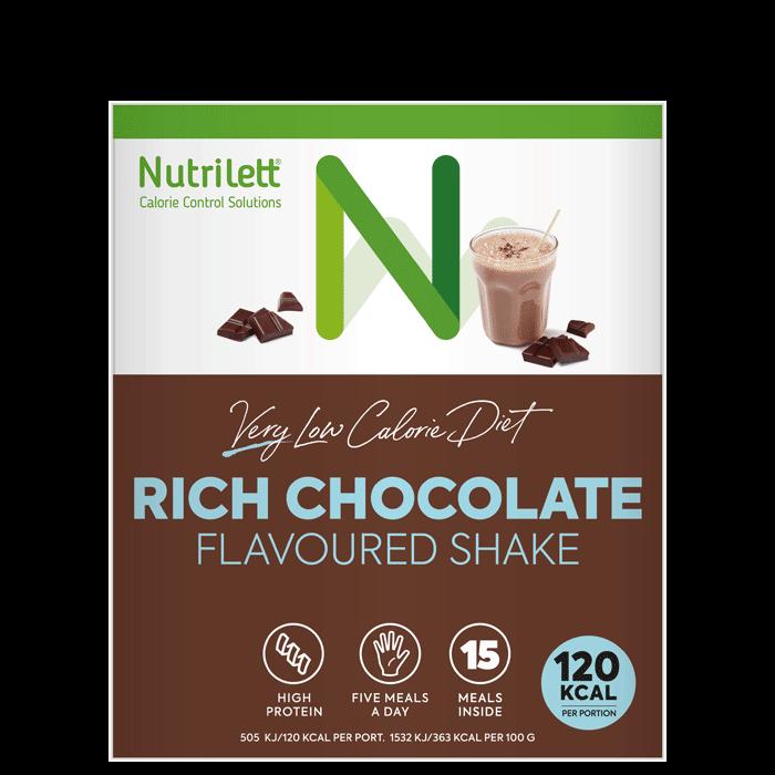 Rich Chocolate Shake, 15-pack