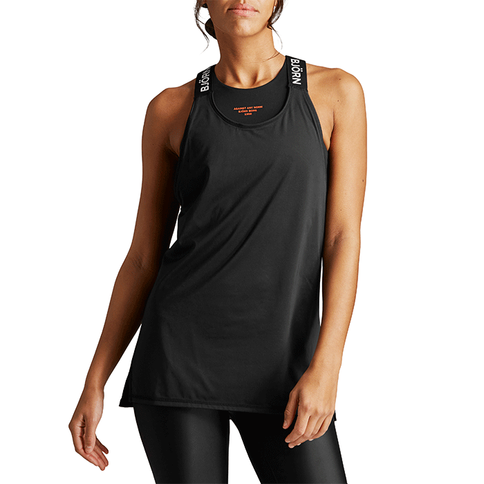 Cassie Loose Top, Black Beauty