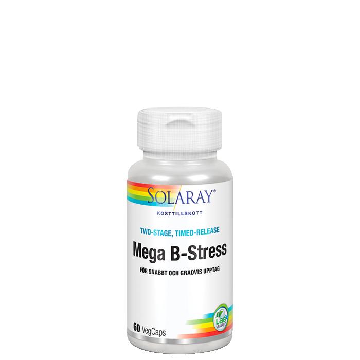 Mega B-Stress, 60 kapslar