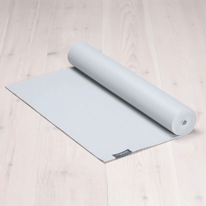 All-round Yoga mat Silver Grey, 4 mm
