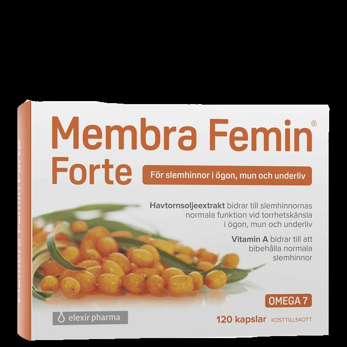 Membra Femin Forte, 120 kapslar