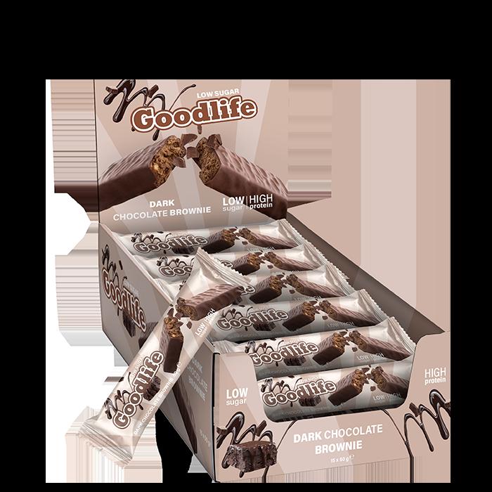 15 x Goodlife Low Sugar, 50 g
