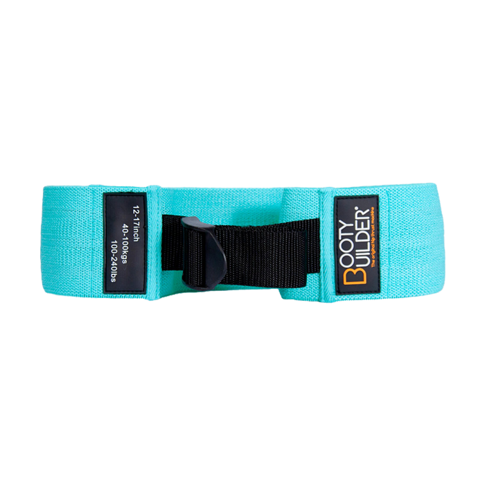 Booty Builder Loop Band, Adjustable, Turquoise