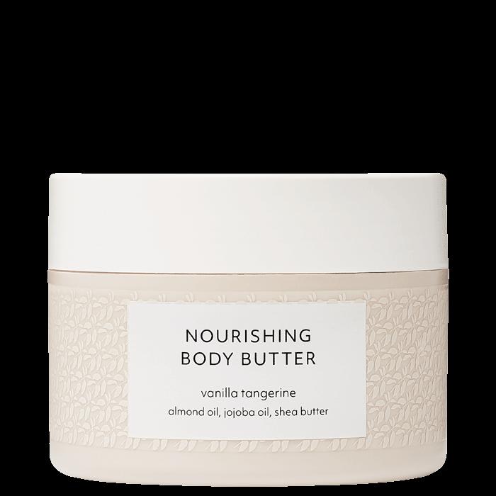 Vanilla Tangerine Nourishing Body Butter, 200 ml
