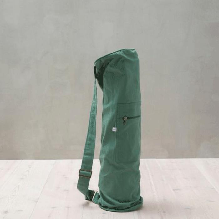 Yoga mat Bag, Moss Green