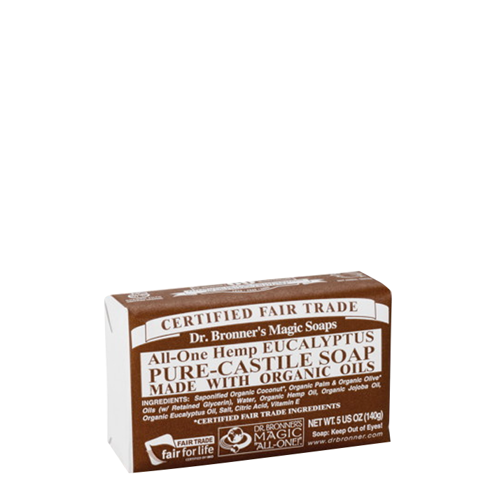 Eucalyptus Bar Soap, 140 g