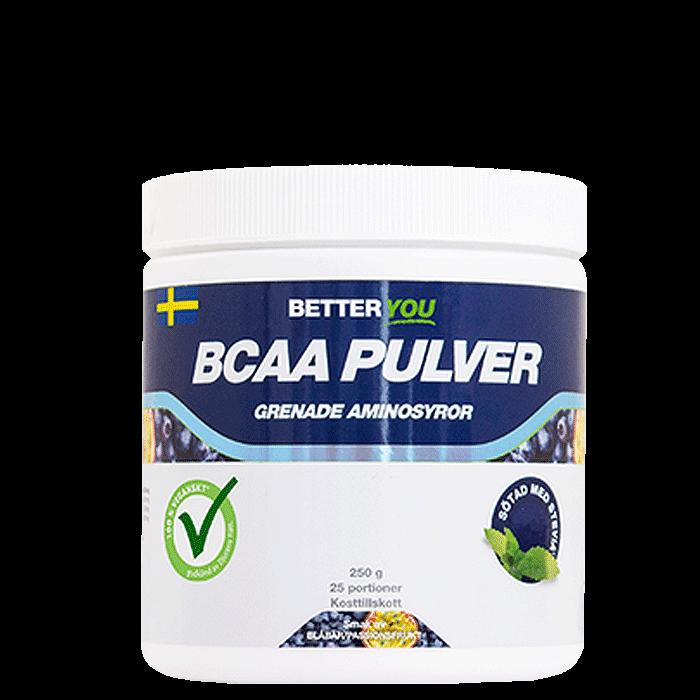 Naturligt Bcaa Pulver, 250 g