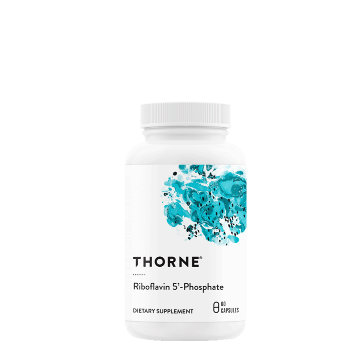 Riboflavin 5' Phosphate, 60 kapslar