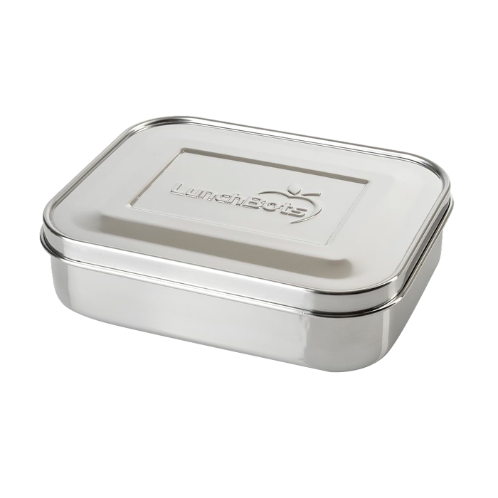 UNO Stainless Steele Lunch Container, 600 ml