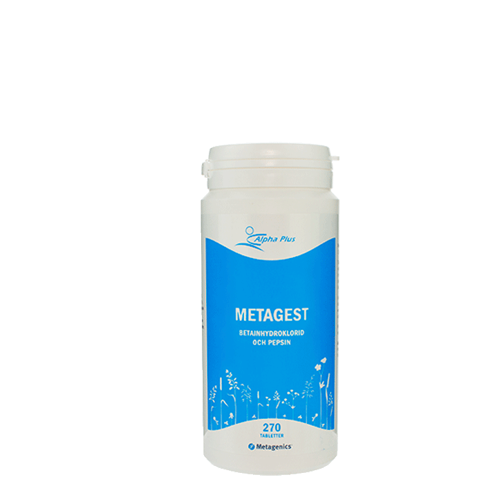 Metagest, 270 tabletter