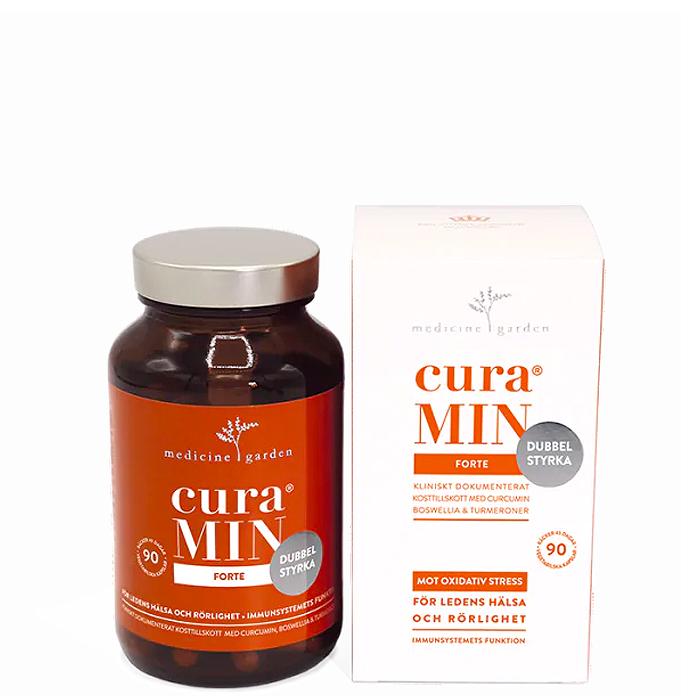 CuraMIN Forte 500 mg, 90 kapslar
