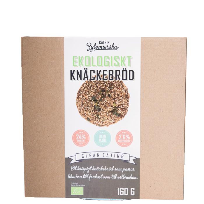 Ekologiskt Knäckebröd, 160 g