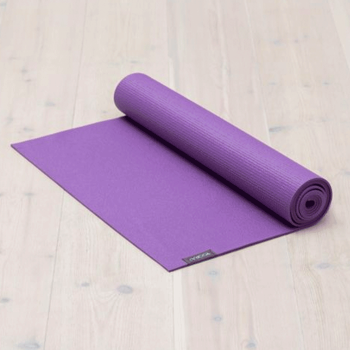 All-round Yoga mat Lilac Purple, 4 mm