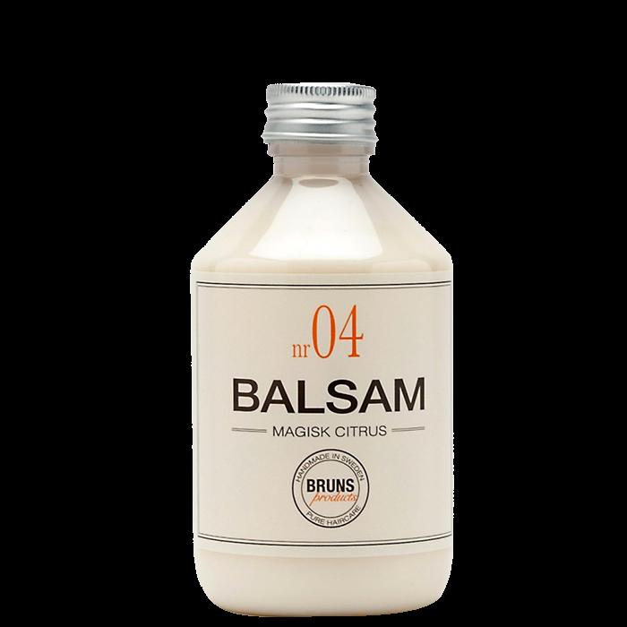 Bruns Balsam Magisk Citrus nr 04, 330 ml