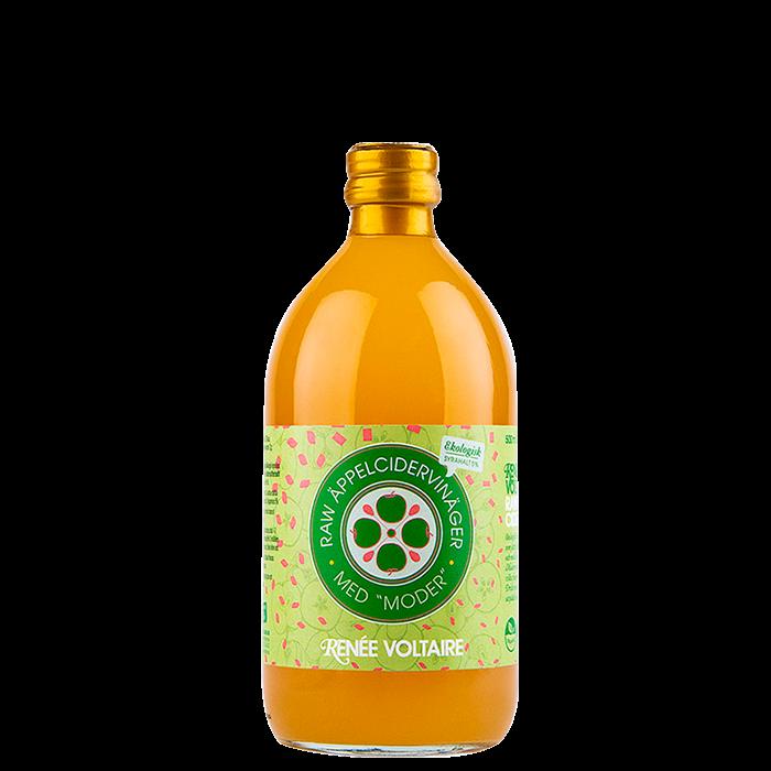 Raw Äppelcidervinäger med moder, 500 ml