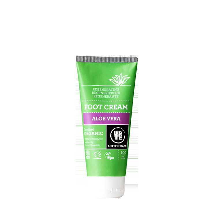 Foot Cream Aloe Vera Eko, 100 ml