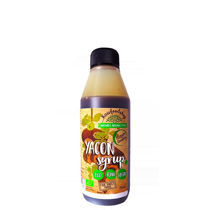 Yacon sirap EKO, 250 ml
