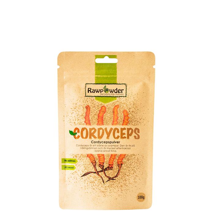 Cordycepspulver, 100 g