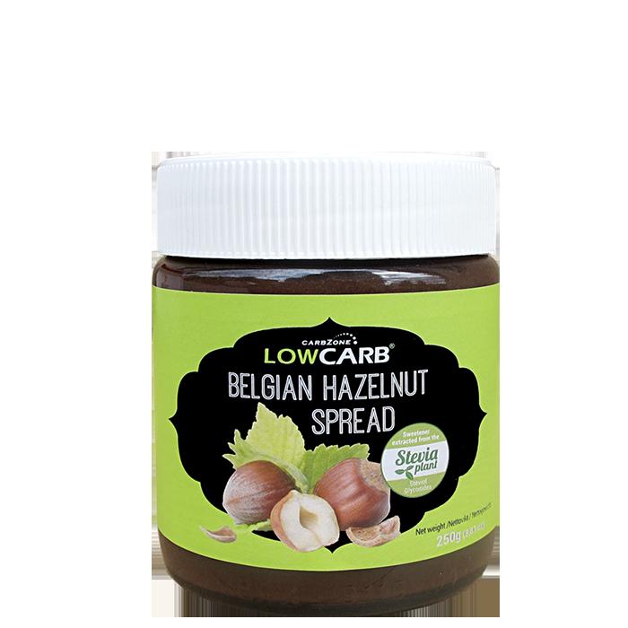 Low Carb Belgian Hazelnut Spread, 250 g